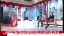 """Carla Ruocco (M5S) a Rainews24: """"Parlamento illegittimo, noi ascoltiamo i cittadini"""" - MoVimento 5 Stelle"""