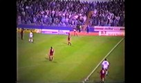 Oldham Athletic V Leeds United League Cup 2nd Round 2nd leg 2nd Half 1989