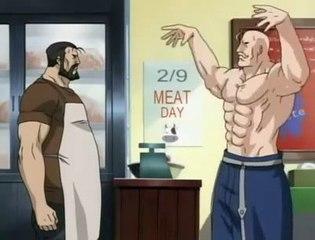 How Bodybuilders Meet