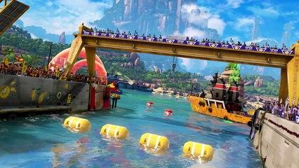 World Environments de Kinect Sports Rivals