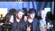 Rock bands celebrities Amnesty Concert in NYC 2014