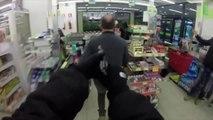 Des voleurs filment leur braquage à main armée avec une GoPro