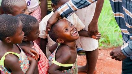 Congo : Kaite Ngoye - Polio Vaccinator