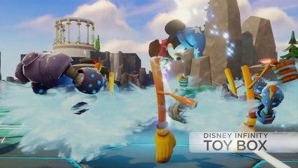 Sorcerer's Apprentice Mickey de Disney Infinity