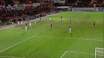 But Odair FORTES (69ème) - EA Guingamp - Stade de Reims - (1-2) - 08/02/14 - (EAG-SdR)