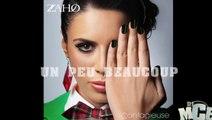 """ZAHO - l'Album """"Contagieuse"""" Mixé par DJ MCB (Dj officiel ZAHO) !!"""