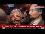 """Beppe Grillo """"Io non sono un leader"""" - MoVimento 5 Stelle"""