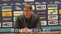 La conferenza stampa di GARCIA post derby LAZIO-ROMA 0-0 (9.2.2014)