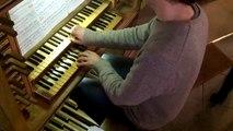 Baptiste Genniaux joue Jehan Alain  à l'orgue de Naucelle (12)