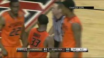 Oklahoma State Star Marcus Smart Shoves Fan