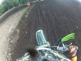 Two-Stroke Dirtbikes Go-Pro HD Hero2 Red Bud MX