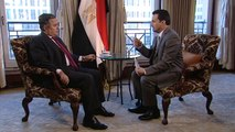 Egyptian Foreign Minister Nabil Fahmy | Journal Interview