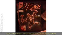 TORINO, PINEROLO   NAMOR-THE SUBMARINER N. 4 EURO 8