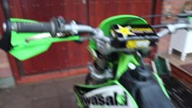 Kawasaki KX 125 Enduro Walkaround