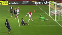 But Thiago SILVA (74ème csc) - AS Monaco FC - Paris Saint-Germain - (1-1) - 09/02/14 - (ASM-PSG)