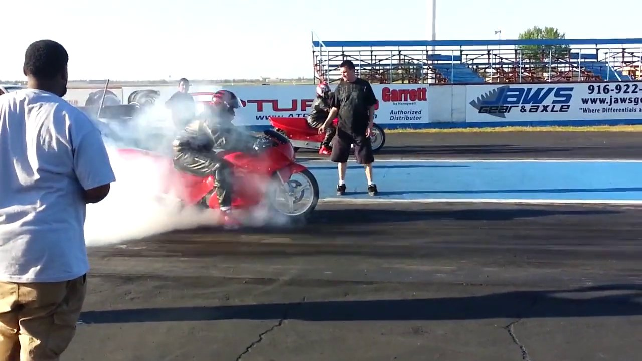 Beastly Drag Racing Motorcycles