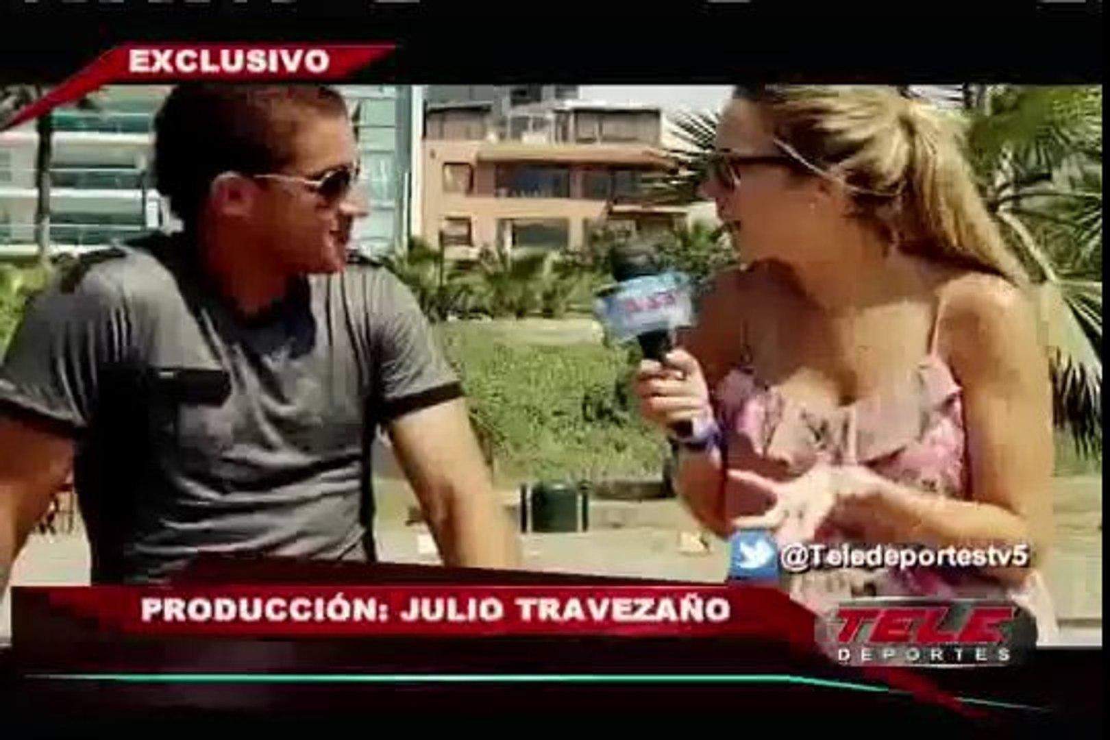 Walter Ibáñez: Mi sueño es retirarme campeón con Alianza Lima