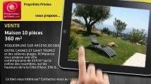 A vendre - maison - EZE (06360) - 10 pièces - 360m²