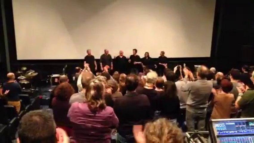 """Standing ovation pour The Hyènes - BD Concert """"Au vent mauvais"""""""
