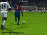 Eto'o amazing goal pes6