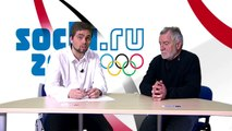 Forum des Sports D!CI: Spécial Sotchi avec Sylvain Dao Léna
