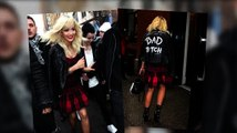 Rita Ora's Awesome Custom-Made Jacket