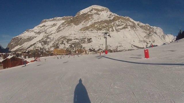 Val d'Isère - Janvier 2014