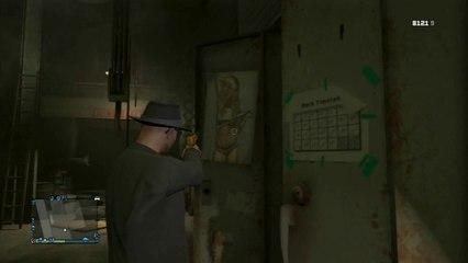 GTA Online - Glitch : Entrer dans la Salle de torture de Trevor