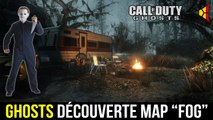 Ghosts // Découverte map FOG + Michael Myers (Gameplay DLC Onslaught COD Ghosts)   FPS Belgium