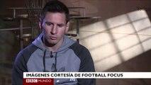 Messi: En el Mundial puede pasar de todo, tenés que tener suerte
