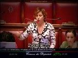 """Giulia Grillo (M5S) La vera politica sono i cittadini, voi siete bloccati mentalmente"""" - MoVimento 5 Stelle"""