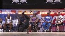 1/4 FINALE - BOTY FRANCE 2012 - Ultimatum Vs 1er Avertissement