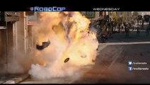 "RoboCop-Tv Spot ""New Weapons"" Subtitulado en Español (HD) Gary Oldman"