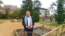 Bourgoin-Jallieu. Présentation de Michel CARRON candidat à l'élection municipale 2014 de Bourgoin-Jallieu