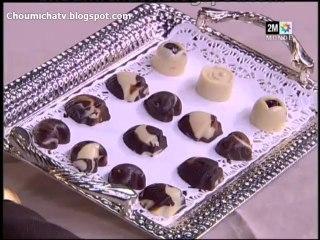 Recettes De Chocolats Avec Des Amandes