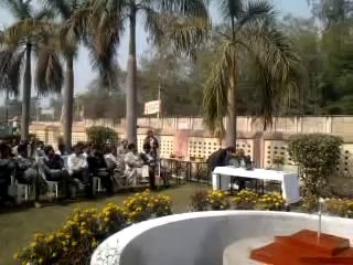 Hasya Poet Manas Khatri at BIT Allahabad, Republic Day Celebration! (PART-2)