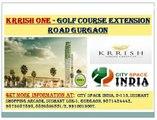 Krrish one soft launch(@)9871424442(@)retail shops gurgaon sec 66