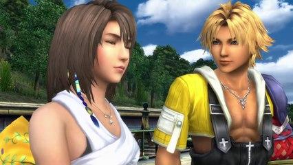 Valentine's Day Trailer de Final Fantasy X | X-2 HD Remaster