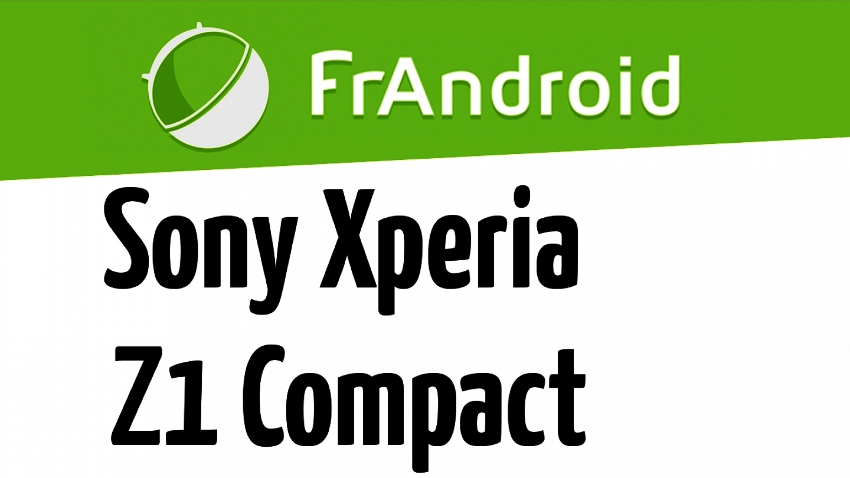 Le Sony Xperia Z1 Compact se présente !