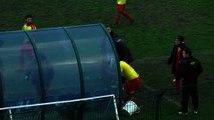 Football: But, coup de boule et expulsion en Italie