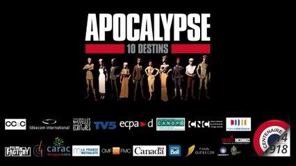10 destins - Apocalypse 1ère guerre mondiale