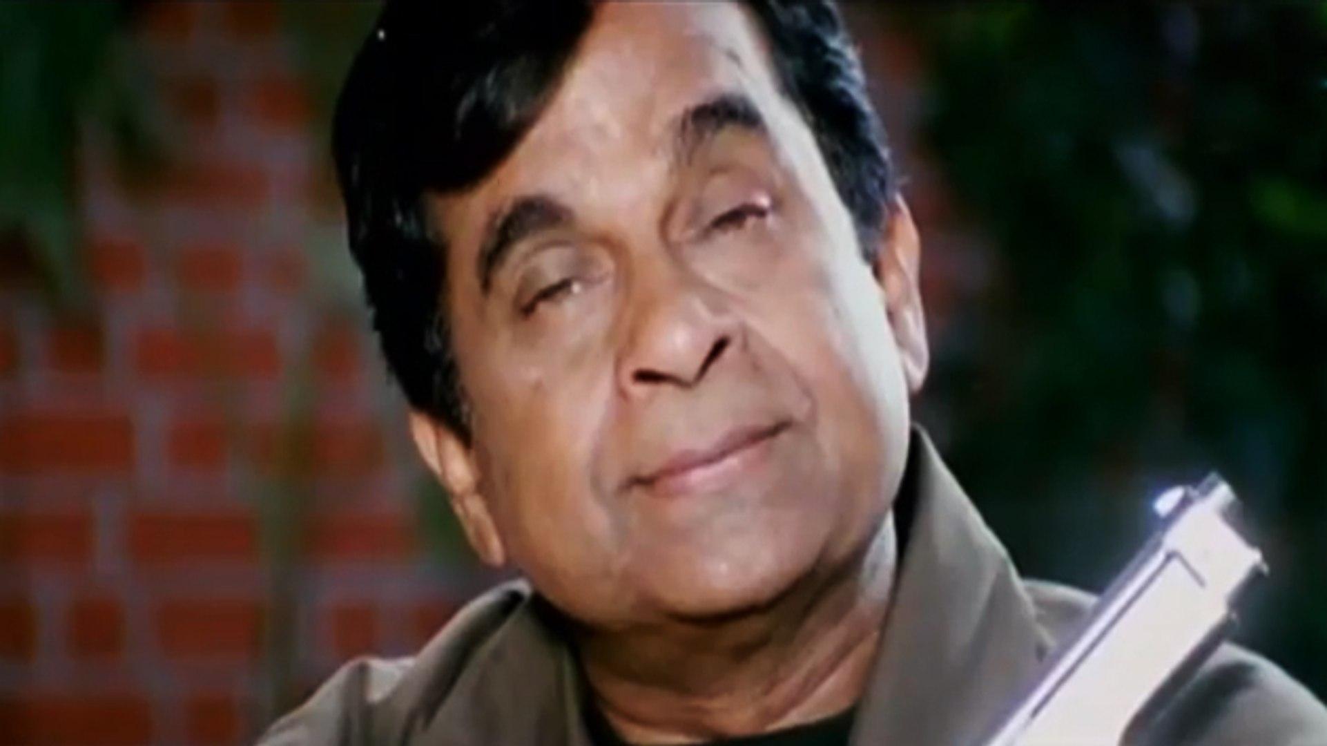 Brahmanandam Comedy Scene | Michael Madana Kamaraju | Telugu Film