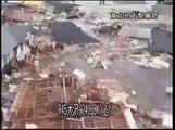 Pamje nga cunami
