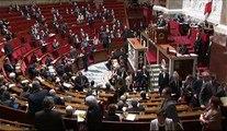 [ARCHIVE] Égalité des filles et des garçons : réponse de Vincent Peillon au député Guy Geoffroy lors des questions au Gouvernement à l'Assemblée nationale, le 11 février 2014