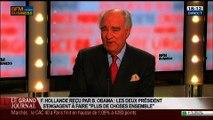 François Bujon de l'Estang, ancien ambassadeur de France aux États-Unis, dans Le Grand Journal - 11/02 1/4