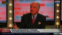 François Bujon de l'Estang, ancien ambassadeur de France aux États-Unis, dans Le Grand Journal – 11/02 2/4