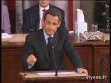 [RAPPEL] NS Discours devant le congrés des ÉTATS-UNIS D'AMÉRIQUE [07.11.2007]