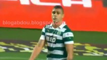 Portuguese Liga Sagres  Benfica Lisbon 2 Sporting Lisbon 0