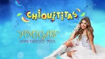 Chiquititas - Amigas Danny Pink letra CHIQUITITAS