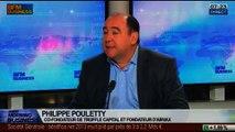 Santé: Abivax souhaite devenir leader mondial des vaccins thérapeutiques, Philippe Pouletty, dans GMB - 12/02